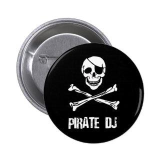Pirate DJ Button