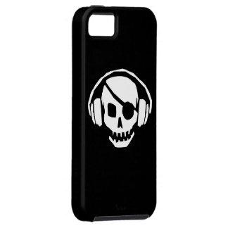 Pirate DJ iPhone 5 Case