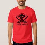 Pirate DJ T-shirt