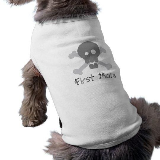 Pirate Dog-First Mate Tee