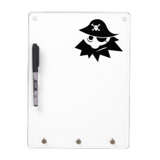 Pirate Dry-Erase Whiteboard