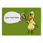 Pirate Duck Greeting Card