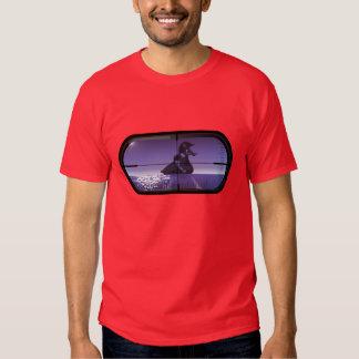 Pirate Duck Torpedoed T-Shirt