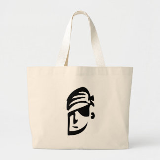 Pirate Dude Canvas Bag