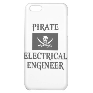 Pirate Electrical Engineer Case For iPhone 5C