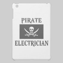 Pirate Electrician iPad Mini Cover