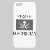 Pirate Electrician iPhone 5C Cover
