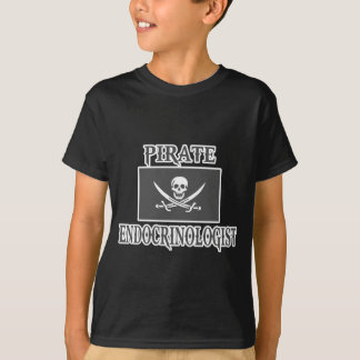 Pirate Endocrinologist T-Shirt