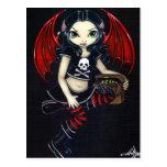 """Pirate Fairy"" Postcard"