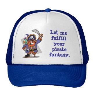 Pirate Fantasies Trucker Hat