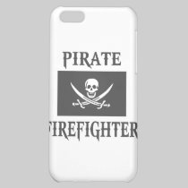 Pirate Firefighter Case For iPhone 5C
