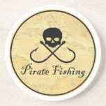 Pirate Fishing Coaster