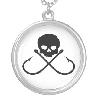 Pirate Fishing Necklace