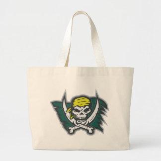 Pirate Flag Canvas Bag