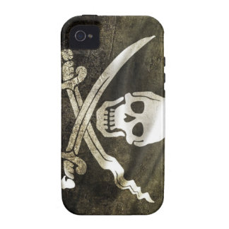 Pirate Flag iPhone 4/4S Covers