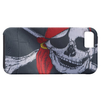 Pirate flag iPhone 5 covers