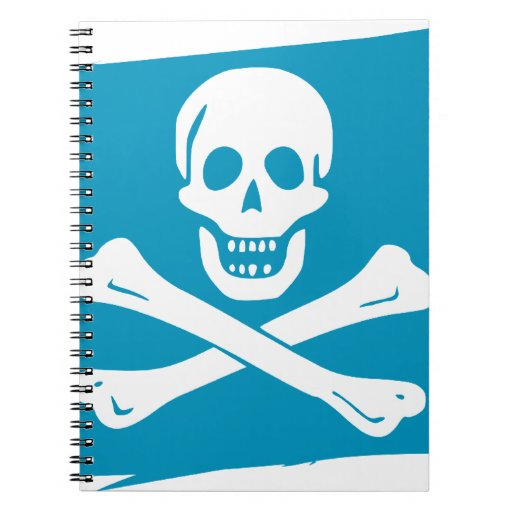 PIRATE_FLAG CUADERNO