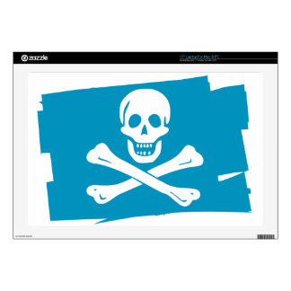 """PIRATE_FLAG DECAL FOR 17"""" LAPTOP"""
