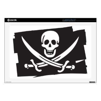 PIRATE_FLAG DECALS FOR LAPTOPS