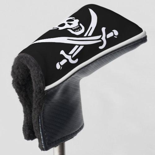 Pirate Flag Golf Head Cover