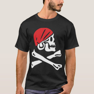 Pirate flag Henry Every T-Shirt
