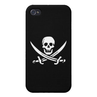 Pirate Flag iPhone 4/4S Cases
