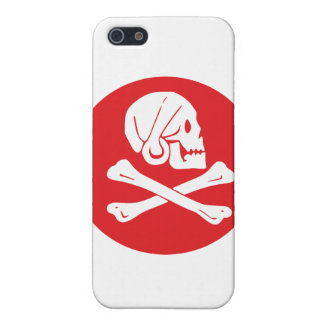Pirate Flag iPhone SE/5/5s Case