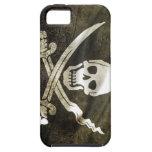 Pirate Flag iPhone SE/5/5s Case