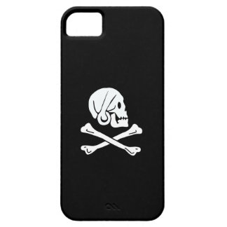 Pirate Flag - Jolly Roger iPhone SE/5/5s Case
