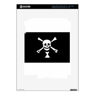 Pirate Flag Of Emmanuel Wynne Decal For iPad 3