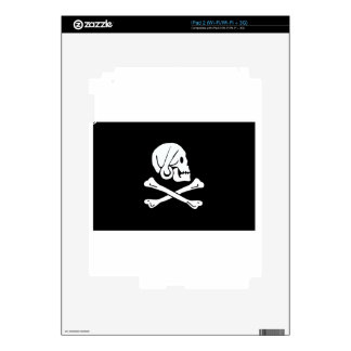 Pirate Flag Of Henry Every Decal For iPad 2