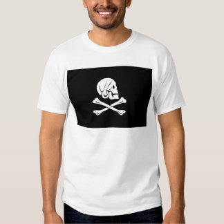 Pirate Flag of Henry Every T Shirt
