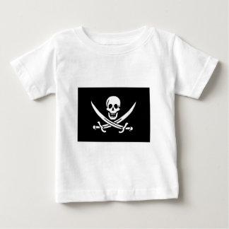 Pirate Flag Of Jack Rackham Baby T-Shirt