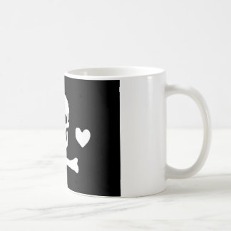 Pirate Flag of Stede Bonnet Coffee Mug
