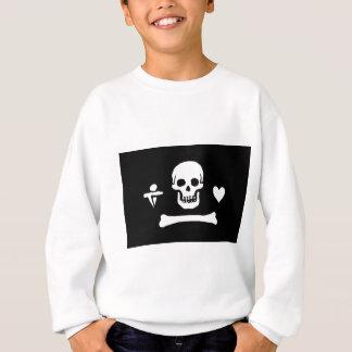 Pirate Flag of Stede Bonnet Sweatshirt