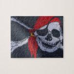 Pirate flag puzzle