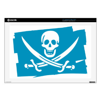 PIRATE_FLAG SKIN FOR LAPTOP