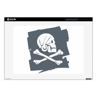 PIRATE_FLAG SKINS FOR LAPTOPS
