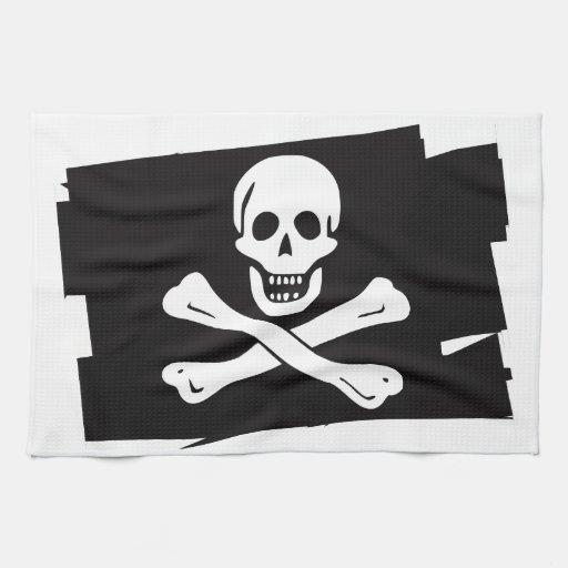 PIRATE_FLAG TOALLA