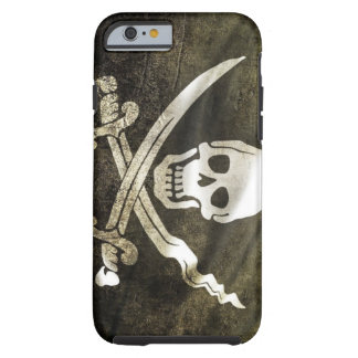 Pirate Flag Tough iPhone 6 Case
