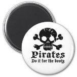 Pirate Fridge Magnet