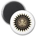 Pirate Fridge Magnets