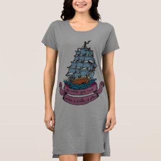 Pirate Frigate Women's American Apparel T-Shirt