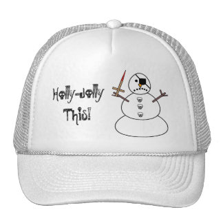 Pirate-Frosty Hat