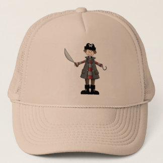 Pirate Fun Trucker Hat