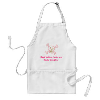 Pirate Galley Cook Adult Apron