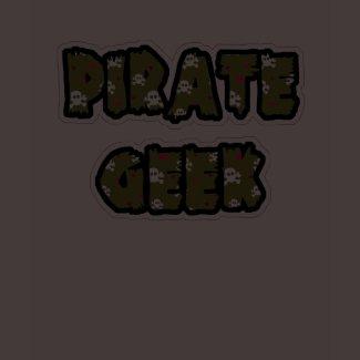 Pirate Geek shirt