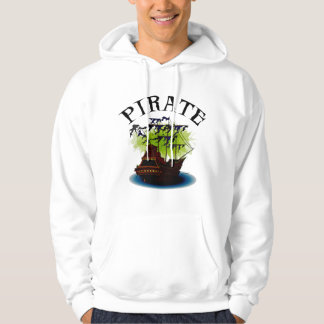 Pirate Ghost Ship Hoodie