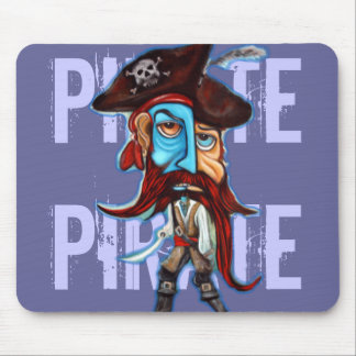 Pirate Gifts Mouse Pad