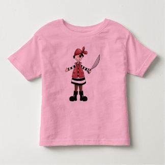 Pirate Girl Tshirt